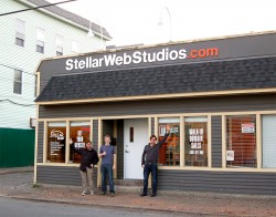 Website Development in Lowell MA means Stellar Web Studios!