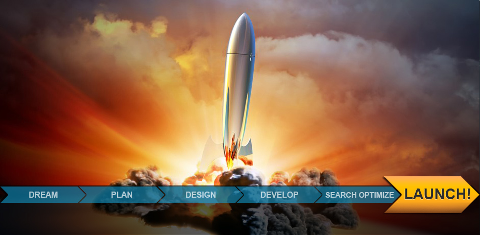 Launching Your Website - The Digital Frontier is yours to conquer
