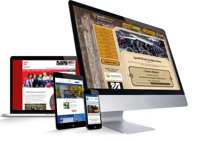 Best Website Design Company Lowell MA