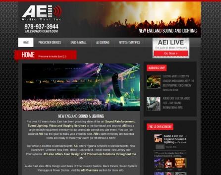 Audio East Inc