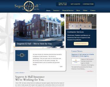 Segreve-Hall