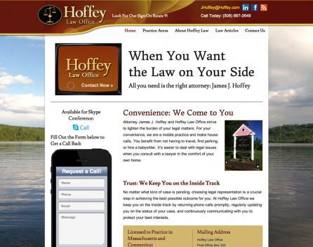 Hoffey Law Office