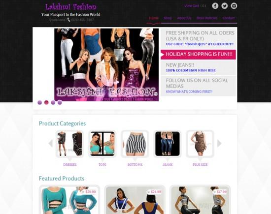 Lakshmi Fashion Boutique