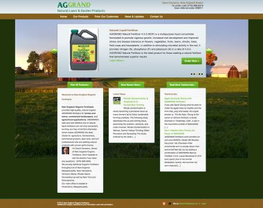 New England Organic Fertilizers