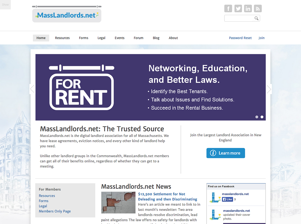 MassLandlords.net