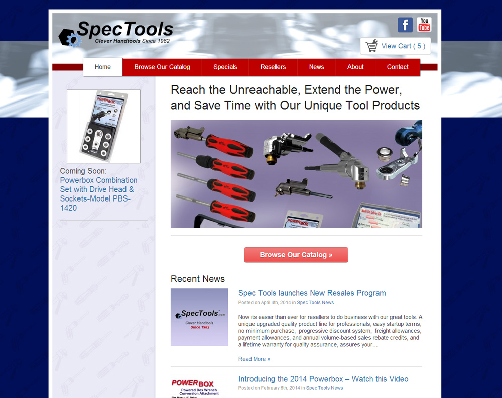 Spectools After