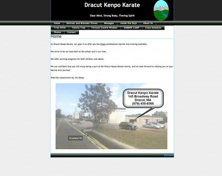Dracut Kenpo Karate Before