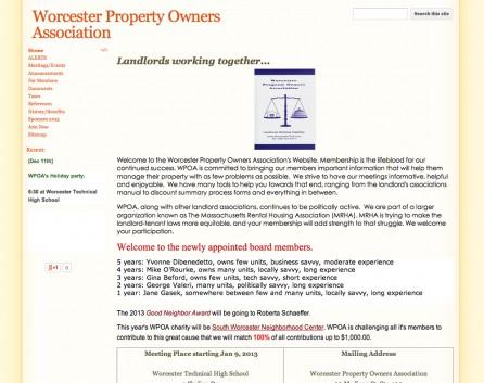 Mass Landlords Before