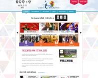 Folk-Festival-Website