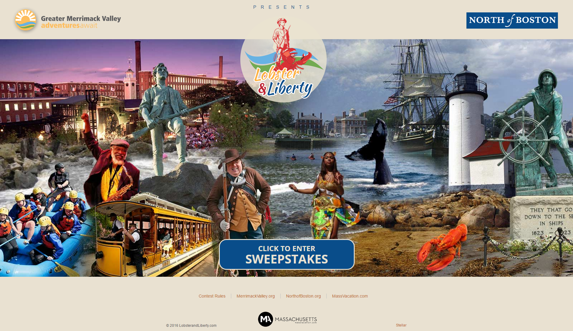Lobster & Liberty - Stellar Web Studios