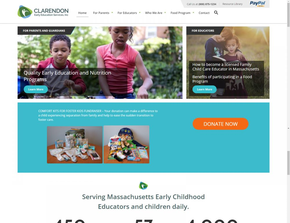Clarendon Early Education After