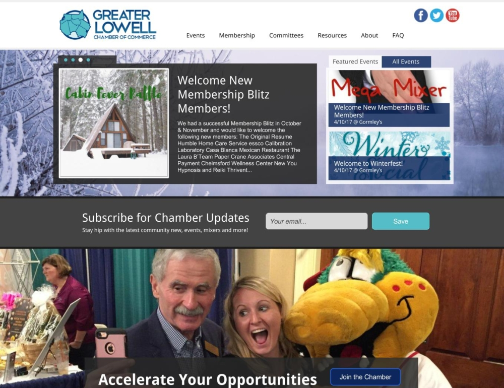 Greater Lowell Chamber of Commerce After